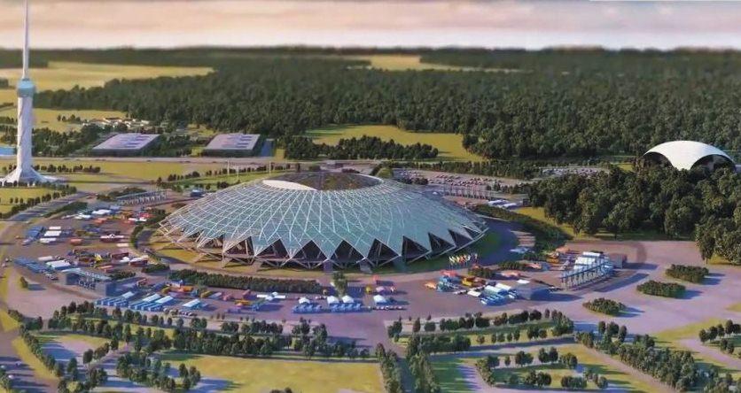 Cosmos-Arena